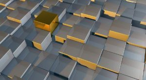 Digital Papercuts Gold Blocks Homepage Slider Image