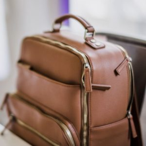 business trip luggage