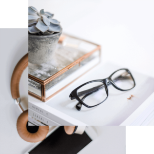 home office glasses image