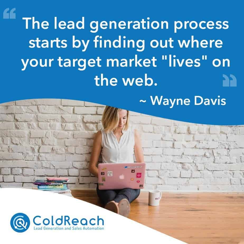 Orange county Lead Generation Software-Coldreach