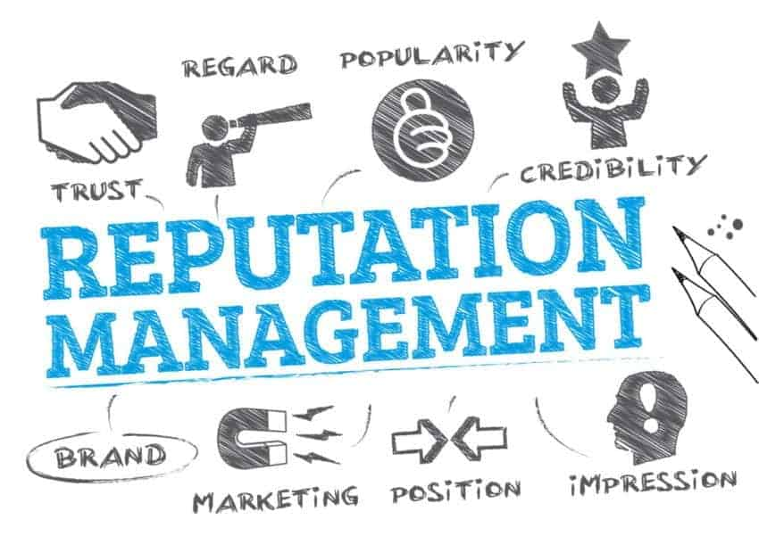 Reputation Management important factors