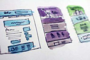 web design 3 designs