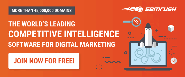 SEMrush Digital Marketing