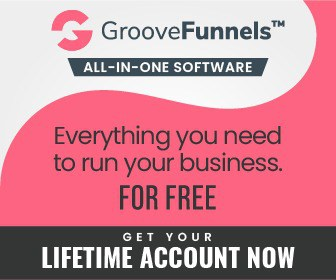 Groovefunnels lifetime account signup