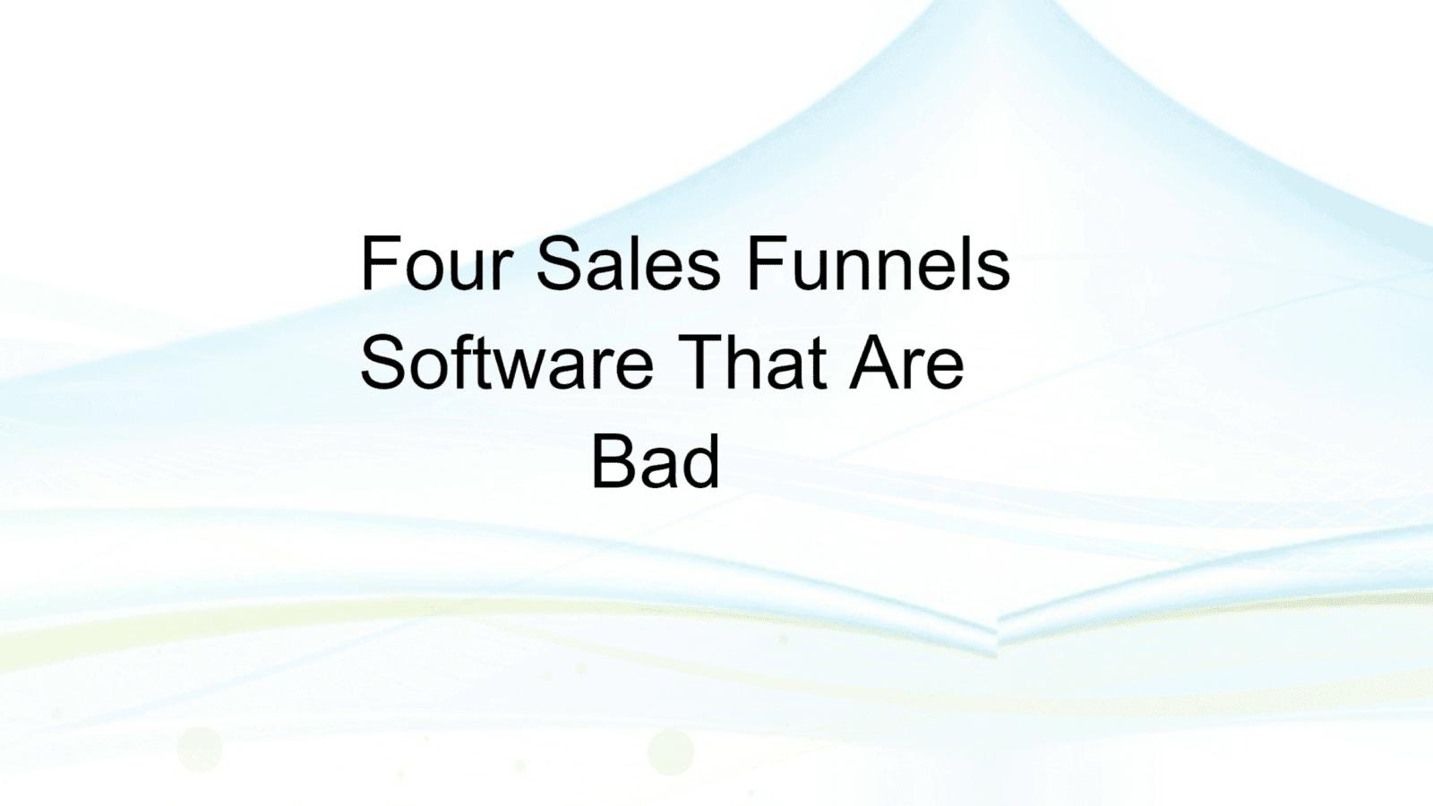 bad software thumbnail