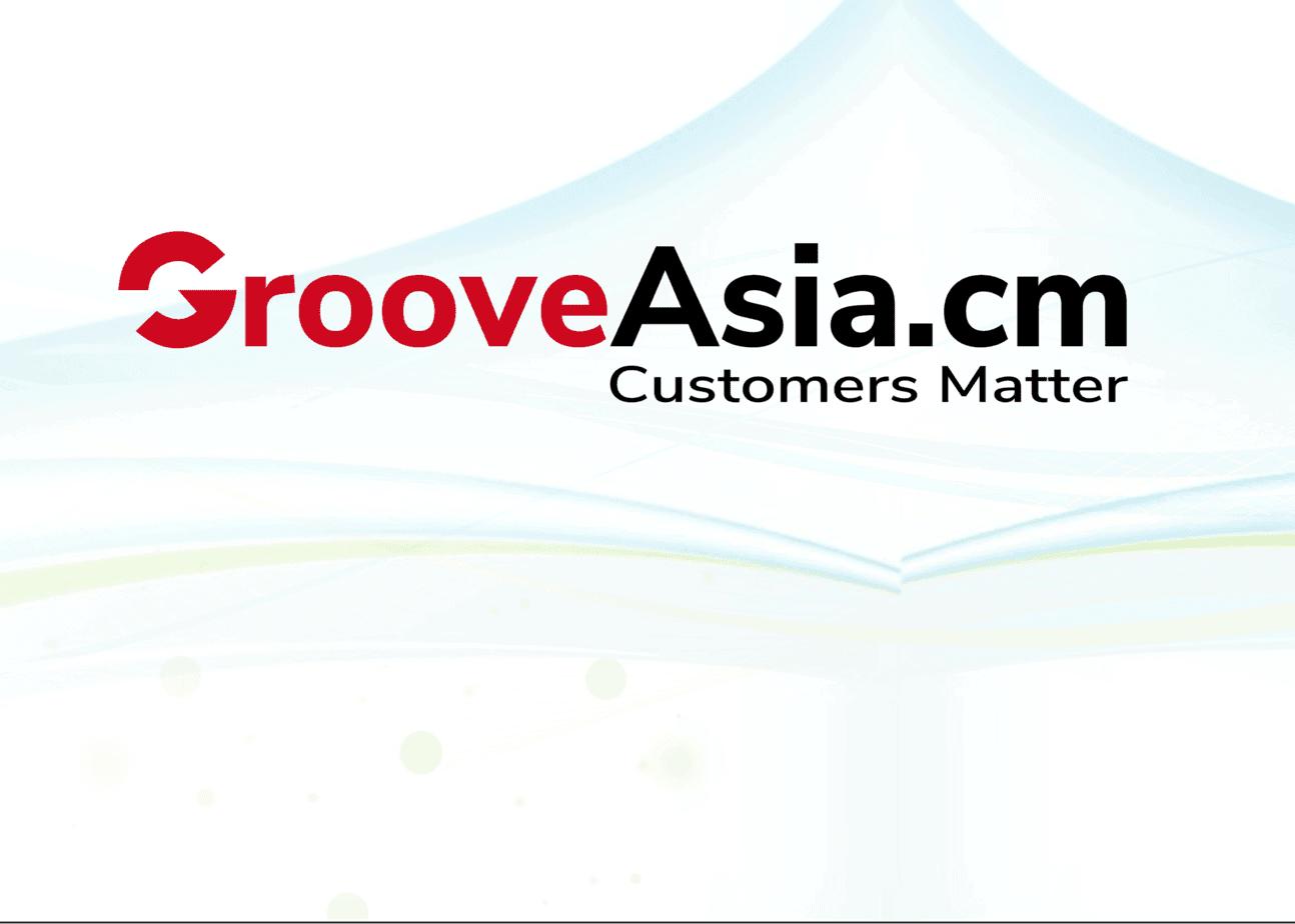 GrooveAsia Logo