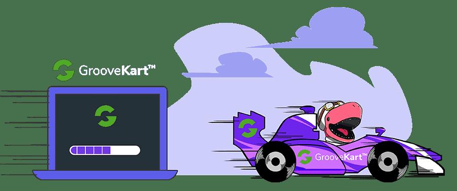 GrooveKart Built for speed