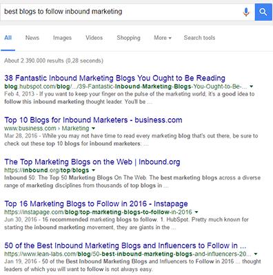 best marketing blog posts