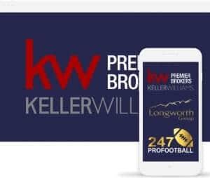 Keller Williams Digital Papercuts customer